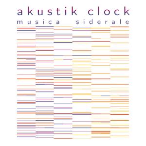 CD akustik clock – musicasiderale